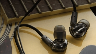 These In-Ear Monitor Headphones Give You Studio Quality Audio