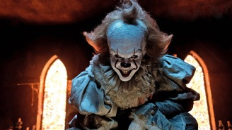 This Hilarious Deleted Scene From 'IT' Shows Pennywise In A Whole New Light