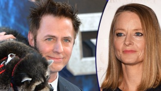 James Gunn's Response To Jodie Foster Saying Superhero Movies 'Wreck The Earth' Is Perfect