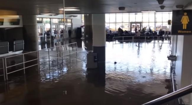 jfk airport flooded