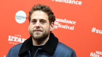 Jonah Hill Looks Almost Unrecognizable (Again) With Long Blond Hair And A Beard For His Latest Role