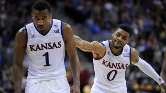 A Random Guy Showed Up At A Kansas Dorm To Give The Jayhawks Free-Throw Shooting Advice