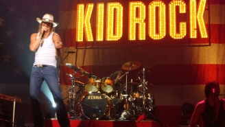 Kid Rock To Headline The 2018 NHL All Star Game (For Some Reason)