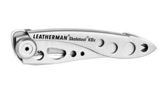 The  Leatherman Skeletool KBx Pocket Knife Is Perfect For Everyday Carry