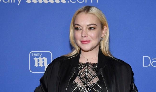 Lindsay Lohan Tweets Batgirl Movie Reactions