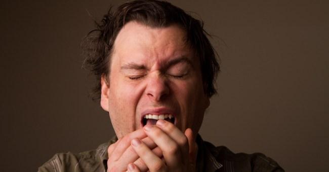Man Ruptured Throat Hold In Sneeze