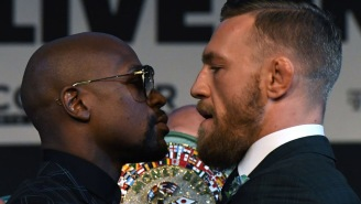 Mayweather And McGregor Moved Their Trash Talk To Instagram With Conor Dropping A 'Deez Nuts' Joke