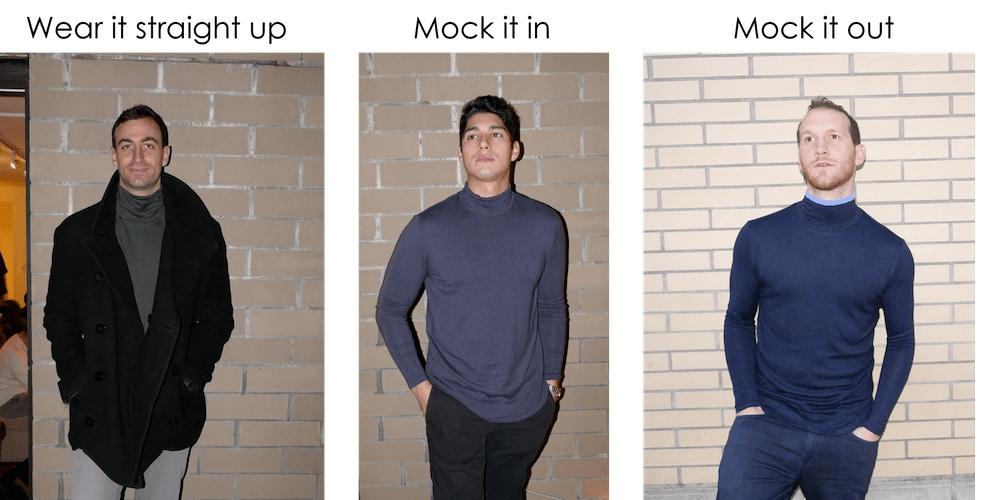 mens turtleneck styles