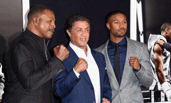 Michael Jordan Boxing Training Video Creed