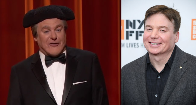 Mike Myers Gong Show Tommy Maitland