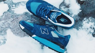 Limited-Edition New Balance 998s Are Inspired By Famous U.S. National Parks