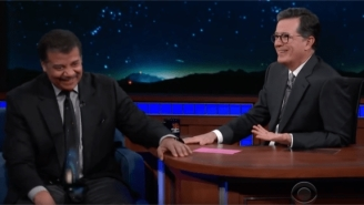 WATCH: Neil deGrasse Tyson Shares What Keeps Him Up At Night