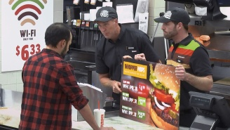 Please Allow Burger King To Explain Net Neutrality Using Only Whoppers