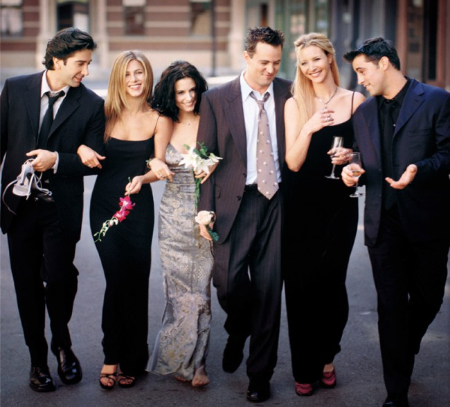 Netflix What Friends Episodes About Today
