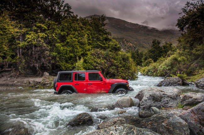 New 2018 Jeep Wrangler Review