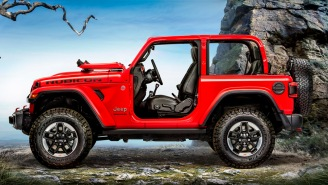 Why The New 2018 Jeep Wrangler Is Well Worth The Hype