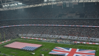 NFL Announces 2018 London Games For Seahawks, Raiders, Eagles, And More