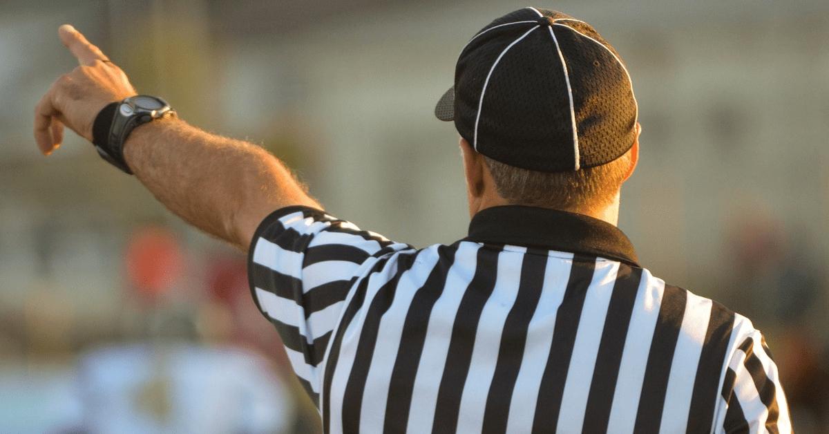 nfl referee retiring
