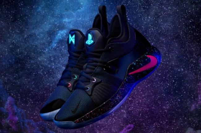 Nike Paul George PG2 PlayStation Sneakers
