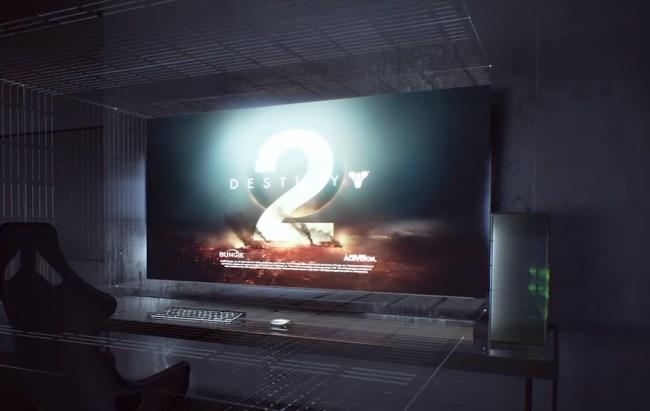 nvidia g-sync gaming display