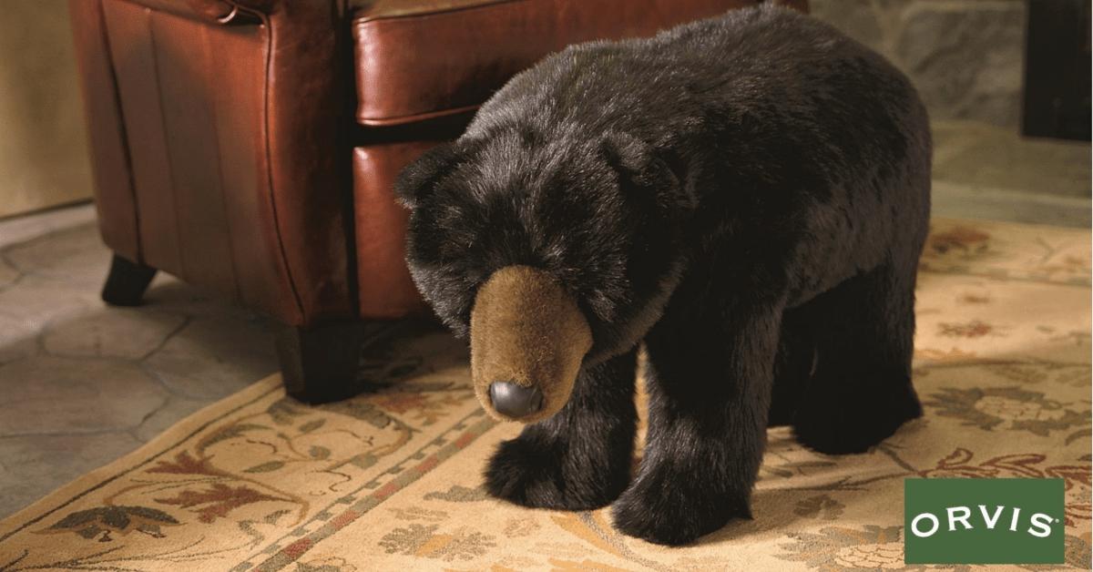 orvis bear footrest