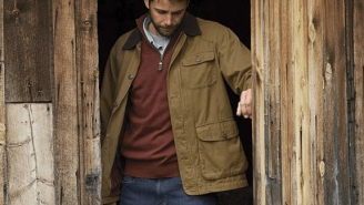Orvis' Barn Jacket Is A Classic Field Coat Style That'll Look Great For Decades