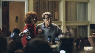 First Look At 'Paterno' Finds Al Pacino Having To Answer A Tough Question In HBO Movie Trailer