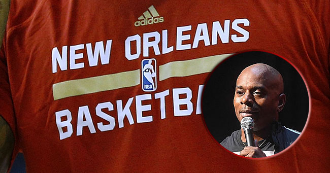 Pelicans Fan Tony Roberts Court Takes Shots