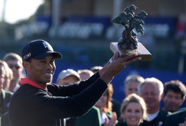 Prop Bets Tiger Woods Torrey Pines Farmers Open