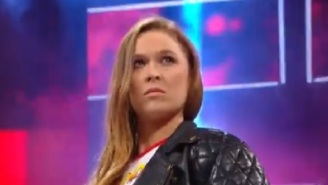 Female WWE Superstars Are Angry At The Way Ronda Rousey Is Being Promoted Over Other Women After Historic Royal Rumble