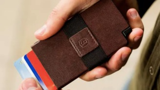 The 'Senate Minimal Wallet' Has Built-In GPS Tracking So You NEVER Lose Your Wallet Again