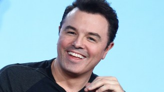 Seth MacFarlane Talks About The Genesis Of The 'Family Guy' Kevin Spacey Joke