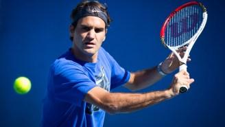 Roger Federer Explained Why He'll Never Go Sleeveless Like Rafael Nadal