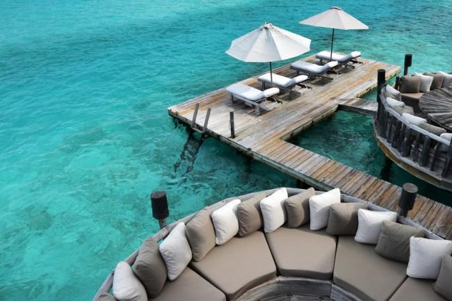 Gili Lankanfushi in the Maldives