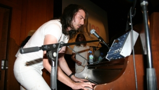 Rock Star Pays A Fan's Speeding Ticket After He Got All Jacked Up From Andrew WK's New Song