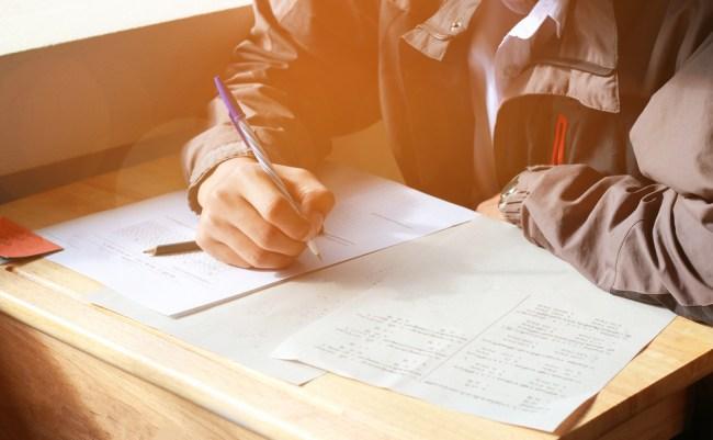 quiz exam test