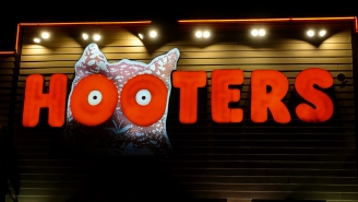 Hooters Is Giving Out Free Fried Pickles Thanks To The Government Shutdown