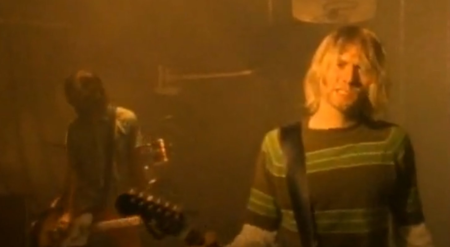 Nirvana's 'Smells Like Teen Spirit' Played In Major Key Will Have Kurt Cobain Rolling In His Grave