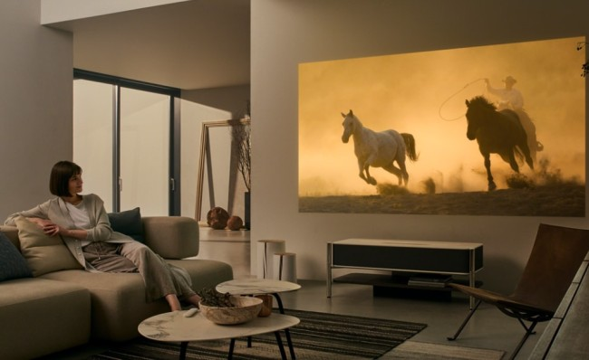 sony projector ces 2018