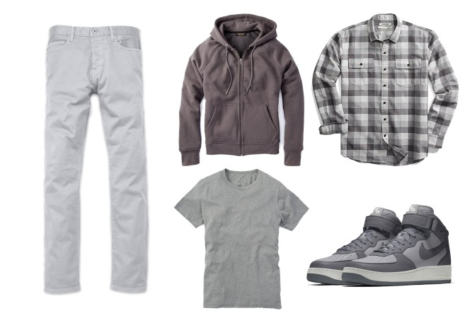 Steal This Look Gray