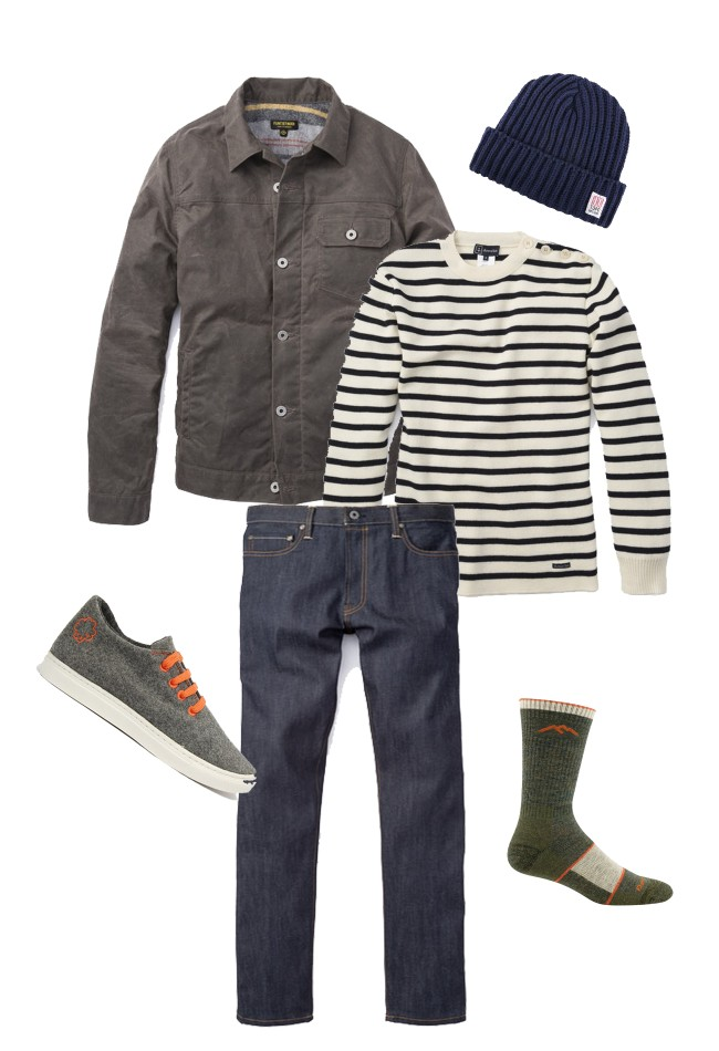 Steal This Look Wool Large