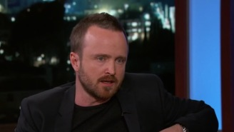 """Aaron Paul: """"I Think That I've Been Called 'Bitch' More Than Anyone On The Planet"""""""