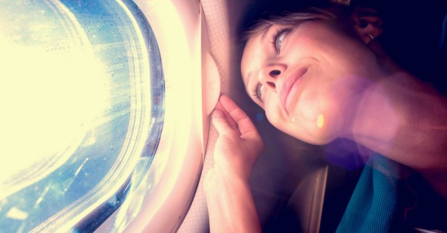 Study Which Side Plane Passengers Prefer