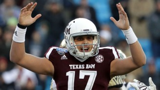 Texas A&M QB Nick Starkel Scored A Date With A Girl With Help From Twitter, Johnny Manziel Impressed