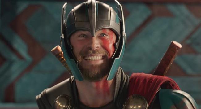 Thor Ragnarok Gag Reel Chris Hemsworth