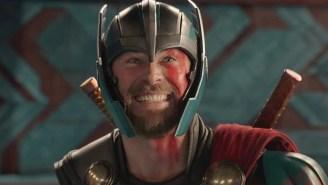 Marvel Movies Physics Advisor Explains Thor's New Weapon In 'Avengers: Infinity War'