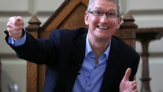 Tim Cook Explains Why The Apple HomePod Is Better Than Other Smart Speakers