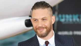 Tom Hardy Found A Litter Of Abandoned Puppies In A Box In The Park, Helped Them Find New Homes