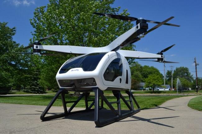 workhorse surefly drone