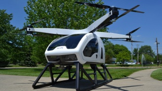 Workhorse SureFly Personal Helicopter Approved By FAA To Fly Around CES